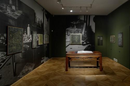 Výstava | Zdeněk Sklenář – Deset tisíc věcí – deset tisíc let | 16. 3. –  6. 6. 2010 | (8.12. 17 21:31:51)