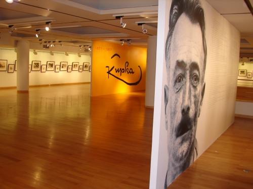 Výstava | František Kupka – Člověk a Země | 16. 5. –  18. 6. 2006 | (25.9. 21 15:42:42)