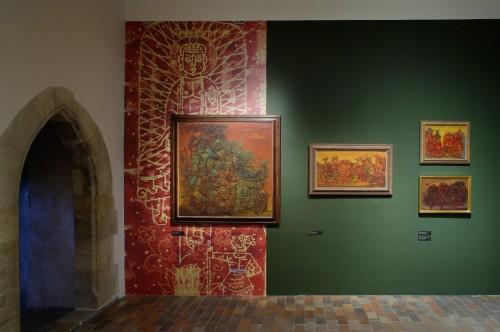 Výstava | Zdeněk Sklenář – Deset tisíc věcí – deset tisíc let | 16. 3. –  6. 6. 2010 | (7.7. 20 13:31:05)