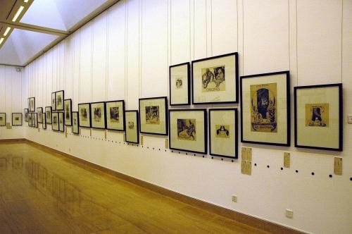 Výstava   František Kupka – Člověk a Země   26. 7. –  7. 8. 2005   (25.9. 21 15:17:54)