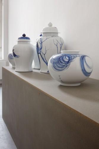 Výstava | Jiří Straka – starý přítel: Porcelán Qinghua (3.5. 18 14:06:01)