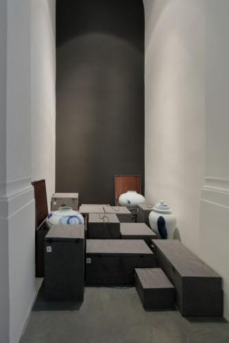 Výstava | Jiří Straka – starý přítel: Porcelán Qinghua (3.5. 18 14:06:08)