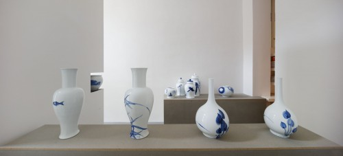 Výstava | Jiří Straka – starý přítel: Porcelán Qinghua (3.5. 18 14:06:13)