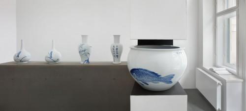 Výstava | Jiří Straka – starý přítel: Porcelán Qinghua (3.5. 18 14:06:47)