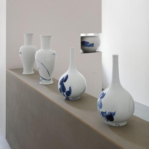 Výstava | Jiří Straka – starý přítel: Porcelán Qinghua (3.5. 18 14:06:15)