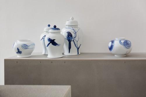 Výstava | Jiří Straka – starý přítel: Porcelán Qinghua (3.5. 18 14:06:19)