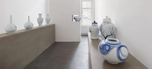 Výstava | Jiří Straka – starý přítel: Porcelán Qinghua (3.5. 18 14:06:17)