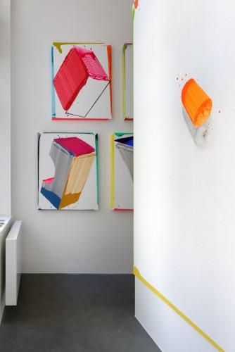Výstava | David Hanvald – Konceptuální jaro v estetické Praze  (29.7. 18 22:09:49)