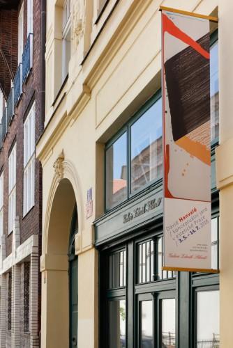 Výstava | David Hanvald – Konceptuální jaro v estetické Praze  (29.7. 18 22:10:11)