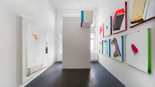 Výstava | David Hanvald – Konceptuální jaro v estetické Praze  (29.7. 18 22:09:58)