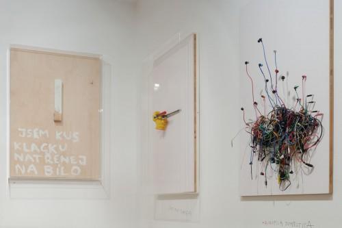 Výstava | Krištof Kintera – Jsem kus klacku natřenej na bílo | 9. 6. –  30. 9. 2018 | (12.10. 18 14:15:49)