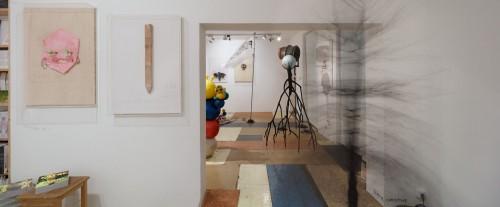 Výstava | Krištof Kintera – Jsem kus klacku natřenej na bílo | 9. 6. –  30. 9. 2018 | (12.10. 18 14:17:47)