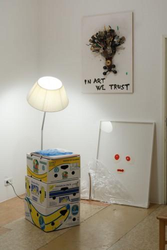 Výstava | Krištof Kintera – Jsem kus klacku natřenej na bílo | 9. 6. –  30. 9. 2018 | (12.10. 18 14:17:02)