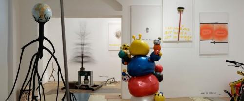 Výstava | Krištof Kintera – Jsem kus klacku natřenej na bílo | 9. 6. –  30. 9. 2018 | (12.10. 18 14:17:07)