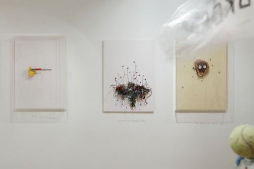 Výstava | Krištof Kintera – Jsem kus klacku natřenej na bílo | 9. 6. –  30. 9. 2018 | (12.10. 18 14:15:51)