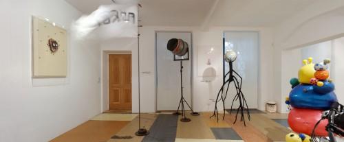 Výstava | Krištof Kintera – Jsem kus klacku natřenej na bílo | 9. 6. –  30. 9. 2018 | (12.10. 18 14:17:05)