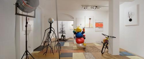 Výstava   Krištof Kintera – Jsem kus klacku natřenej na bílo (12.10. 18 14:15:58)