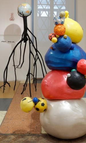 Výstava   Krištof Kintera – Jsem kus klacku natřenej na bílo (12.10. 18 14:16:05)