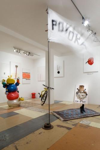 Výstava   Krištof Kintera – Jsem kus klacku natřenej na bílo (12.10. 18 14:15:54)