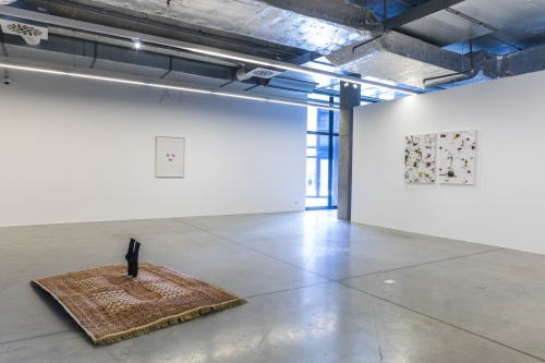 Výstava   Krištof Kintera – We All Want To Be Cleaned   28. 6. –  21. 10. 2018   (23.9. 21 15:26:32)