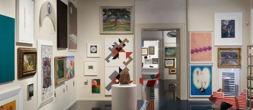 Výstava   Vrcholení – Nejvyšší polohy českého výtvarného umění   7. 5. –  7. 9. 2019   (8.10. 19 14:51:13)