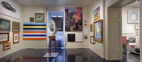 Výstava   Vrcholení – Nejvyšší polohy českého výtvarného umění   7. 5. –  7. 9. 2019   (8.10. 19 14:51:32)