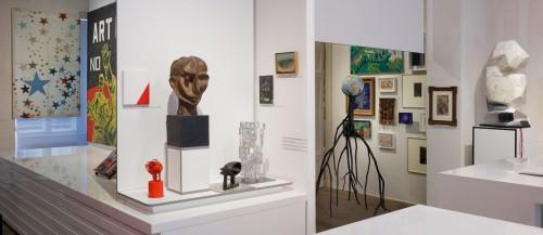 Výstava   Vrcholení – Nejvyšší polohy českého výtvarného umění   7. 5. –  7. 9. 2019   (8.10. 19 14:51:12)