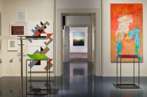 Výstava   Vrcholení – Nejvyšší polohy českého výtvarného umění   7. 5. –  7. 9. 2019   (8.10. 19 14:51:19)