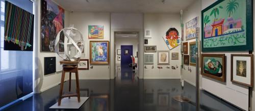 Výstava   Vrcholení – Nejvyšší polohy českého výtvarného umění   7. 5. –  7. 9. 2019   (8.10. 19 14:51:31)