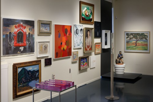 Výstava   Vrcholení – Nejvyšší polohy českého výtvarného umění   7. 5. –  7. 9. 2019   (8.10. 19 14:51:21)