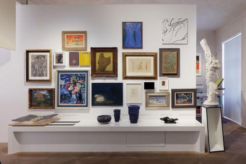 Výstava   Vrcholení – Nejvyšší polohy českého výtvarného umění   7. 5. –  7. 9. 2019   (8.10. 19 14:51:05)