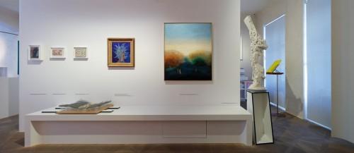 Výstava   Vrcholení – Nejvyšší polohy českého výtvarného umění   7. 5. –  7. 9. 2019   (8.10. 19 14:50:53)