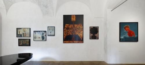 Výstava | Hommage à Mikuláš Medek | 11. 9. –  12. 10. 2019 | (5.2. 20 11:20:02)