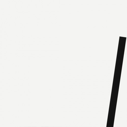 Milan Grygar, Antiphon, 2011, serigraphy on paper,120 × 120 cm