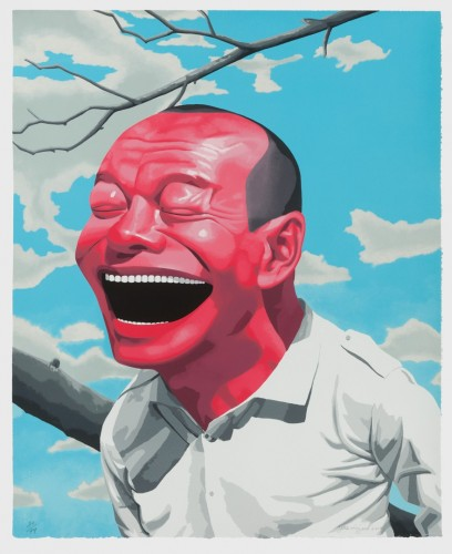 YUE MINJUN: PORTRAIT OF CHARACTER | Graphic Works | (3.12. 20 11:18:05)