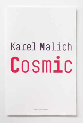 Karel Malich, Cosmic, 2014