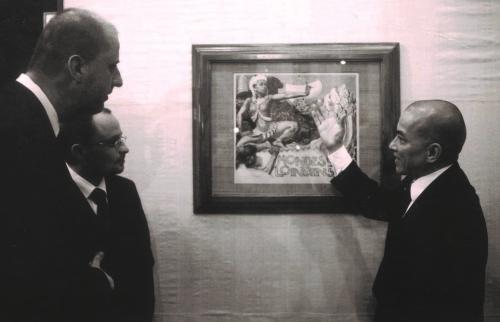 Výstava | František Kupka – Vzdálené světy | 11. 3. 2006 | (25.9. 21 15:33:57)