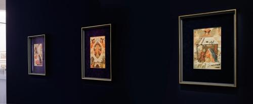 Výstava | Ľudovít Fulla – Zvěstování, Nanebevstoupení, Narození v Betlémě | 22. 11. 2020 –  16. 1. 2021 | (25.6. 21 12:22:23)