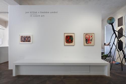 Výstava | Jan Křížek v českém umění | 16. 4. –  9. 6. 2021 | (25.6. 21 11:41:52)