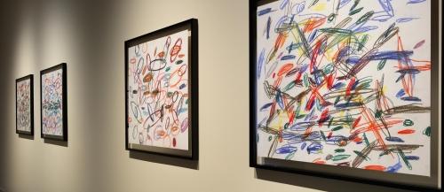Výstava | Milan Grygar 2020 – Pastely | 15. 6. –  4. 9. 2021 | (21.9. 21 11:20:24)
