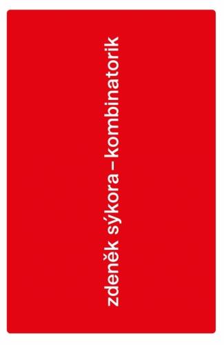 Výstava | Zdeněk Sýkora – Kombinatorik | 14. 9. –  20. 10. 2021 | (1.9. 21 14:50:05)