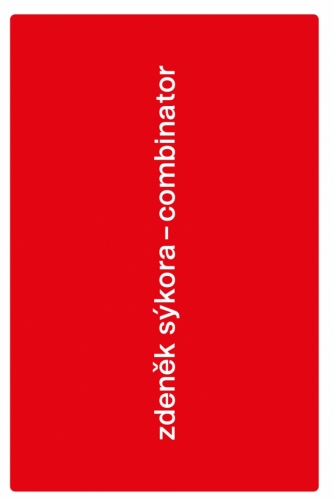 Exhibition | Zdeněk Sýkora: Combinator | 14. 9. –  20. 10. 2021 | (1.9. 21 14:50:03)