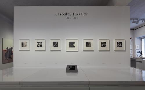 Exhibition   Jaroslav Rössler 1923–1929   21. 1. –  10. 4. 2021   (27.5. 21 13:10:30)