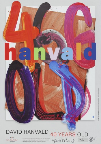 David Hanvald – 46. Gold | Plakáty | (10.2. 21 12:58:28)