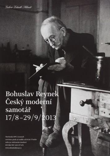 Bohuslav Reynek – Český moderní samotář | Plakáty | (6.11. 19 12:34:29)