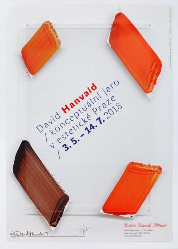 David Hanvald – Konceptuální jaro v estetické Praze | Plakáty | (3.5. 18 13:17:18)