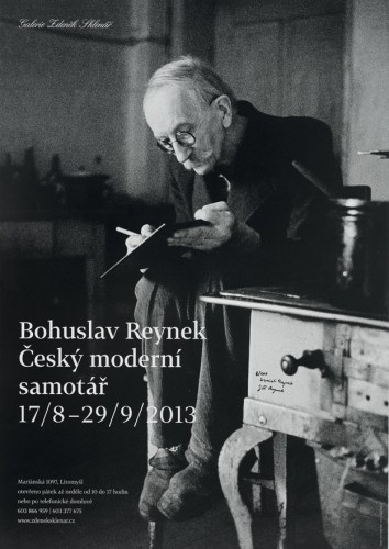 Bohuslav Reynek – Český moderní samotář | Plakáty | (6.11. 19 12:29:41)