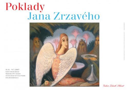 Poklady Jana Zrzavého | Plakáty | (5.12. 17 16:50:43)