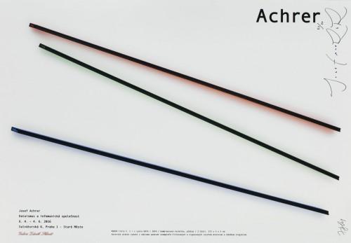 Josef Achrer – Dataismus a infomanická společnost | Plakáty | (6.11. 19 11:16:30)