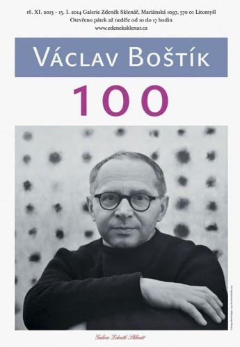 Václav Boštík: On the 100th Anniversary of His Birth | Posters | (6.11. 19 12:16:56)